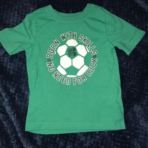 Size-3T Tee